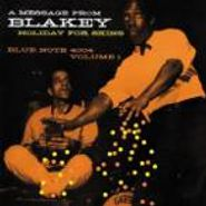 Art Blakey, Holiday For Skins Vol. 1 (LP)