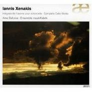 Iannis Xenakis, Complete Cello Works (CD)