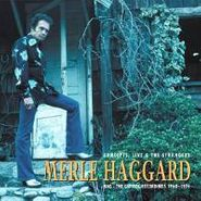 Merle Haggard, Hag: The Capitol Recordings 1968-1976 - Concepts, Live & The Strangers [Box Set] (CD)