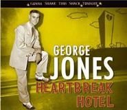 George Jones, Heartbreak Hotel: Gonna Shake This Shack Tonight (CD)