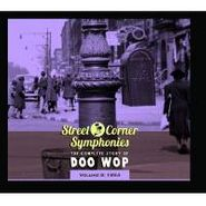 Various Artists, Street Corner Symphonies: The Complete Story of Doo Wop, Vol. 6: 1954 (CD)