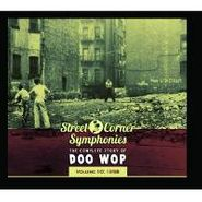 Various Artists, Street Corner Symphonies: The Complete Story of Doo Wop, Vol. 10: 1958 (CD)
