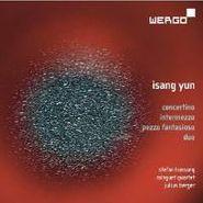 Isang Yun, Yun: Concertino / Intermezzo / Pezzo Fantasioso / Duo (CD)