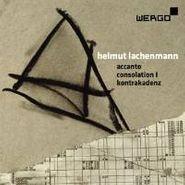 Helmut Lachenmann, Lachenmann: Accanto / Consolation I / Kontrakadenz (CD)