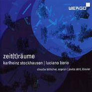 Karlheinz Stockhausen, Zeit(t)raume (CD)