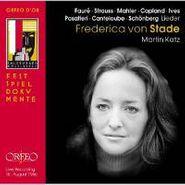 Various Artists, Liederabend Salzburg Festival 1 (CD)