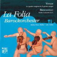 Antonio Vivaldi, Vivaldi: Le Quattro Stagioni (The Four Seasons) / Il Grosso Mogul / Brescianello: Violin Concerto in C [Hybrid SACD] (CD)