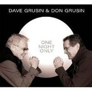 Dave Grusin, One Night Only (CD)