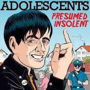 Adolescents, Presumed Insolent (CD)