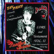 Tav Falco's Panther Burns, Lore and Testament Vol. II: Sugar Ditch Revisited / Shake Rag (CD)