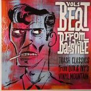 Various Artists, Beat From Badsville, Vol. 1: Trash Classics From Lux & Ivy's Vinyl Mountain (CD)