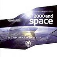 Various Artists, Vol. 1-2000 & Space: The Missi (CD)