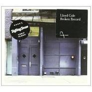 Lloyd Cole, Broken Record (CD)