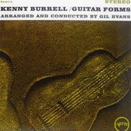 Kenny Burrell, Guitar Forms (LP)