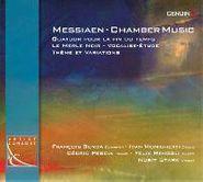 Olivier Messiaen, Messiaen: Chamber Music - Quatuor pour la fin du temps / Le merle noir / Vocalise-Etude / Theme et Variations