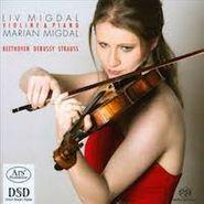 Ludwig van Beethoven, Violine & Piano: Beethoven / Debussy / Strauss [SACD] (CD)