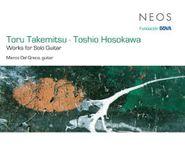 Toru Takemitsu, Works For Solo Guitar (CD)