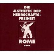 Rome, Vol. 3-Die Aesthetick Der Herr (CD)