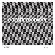 Senking, Capsize Recovery (CD)
