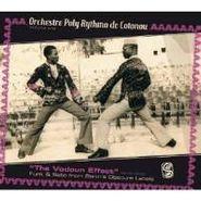 Orchestre Poly-Rythmo De Cotonou, The Vodoun Effect - Funk & Sato from Benin's Obscure Labels Vol. 1 - 1972-1975 (LP)