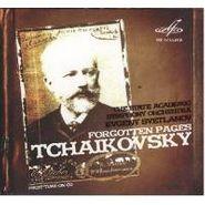 Peter Il'yich Tchaikovsky, Tchaikovsky: Forgotten Pages (CD)