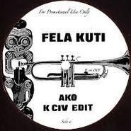 """Fela Kuti, Ako (k Civ Edit) (12"""")"""