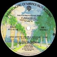 "Funkadelic, One Nation Under A Groove (12"")"