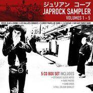Various Artists, Japrock Sampler Volumes 1-5 (CD)