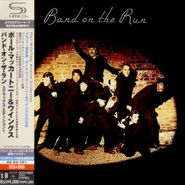 Paul McCartney & Wings, Band On The Run [Japanese Import] (CD)