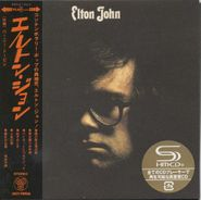 Elton John, Elton John [Limited Edition] [Japanese Import] (CD)
