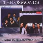 The Osmonds, Brainstorm / Steppin' Out (CD)
