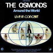 The Osmonds, Around the World: Live in Concert (CD)