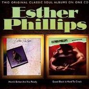 Esther Phillips, Here's Esther...are You Ready/ (CD)