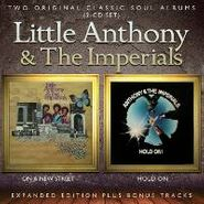 Little Anthony & The Imperials, On a New Street / Hold On [Expanded Edition] (CD)