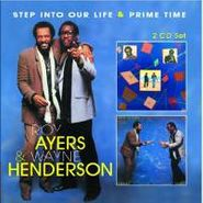 Roy Ayers, Step Into Our Life / Prime Time (CD)