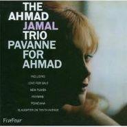Ahmad Jamal Trio, Pavanne For Ahmad (CD)