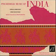 Ustad Ali Akbar Khan, Psychedelic Music Of India (CD)