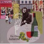 Juliette Gréco, Cinema Of Juliette Greco (CD)