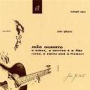 João Gilberto, O Amor O Sorriso É A Flor (CD)