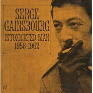 Serge Gainsbourg, Intoxicated Man 1958-1962 (CD)