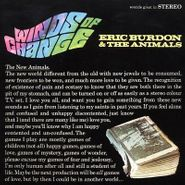 Eric Burdon, Winds Of Change (CD)