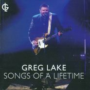 Greg Lake, Songs Of A Lifetime (CD)