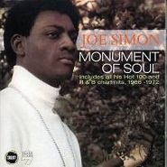 Joe Simon, Monument Of Soul (CD)