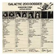 Arthur Brown's Kingdom Come, Galactic Zoo Dossier (CD)