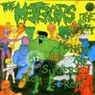 The Meteors, The Mutant Monkey And The Surfers From Zorch (CD)