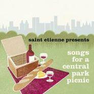 Saint Etienne, Saint Etienne Presents Songs For A Central Park Picnic (CD)