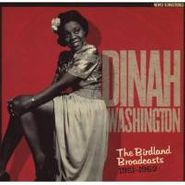 Dinah Washington, Birdland Broadcasts 1951-52 (CD)