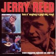 Jerry Reed, Hot A' Mighty / Lord Mr. Ford (CD)