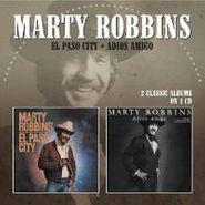Marty Robbins, El Paso City / Adios Amigo (CD)