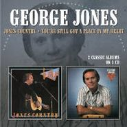 George Jones, Jones Country / You've Still Got A Place In My Heart (CD)